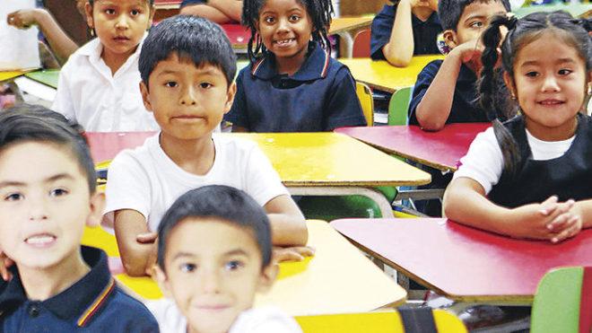 Alumnos migrantes en Santiago crecieron 72% en cuatro años
